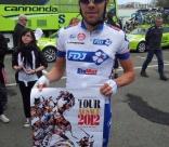Thibaut PINOT, Vainqueur du Tour Alsace 2011
