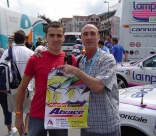 Julien ABSALON, champion olympique VTT