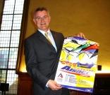 Daniel BAAL, Vice-Président UCI Pro Tour