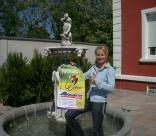 Patricia BERTAPELLE, championne d'Europe des rallyes