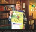 Jean-Paul BILLIG, entraineur ASCA Wittelsheim