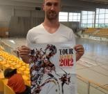 Thierry Omeyer, Gardien de but de l'équipe nationale de Handball, médaillé or olympique