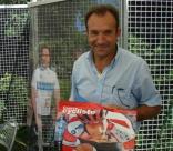 Gilbert DUCLOS-LASSALLE, vainqueur du Paris-Roubaix 92 et 93