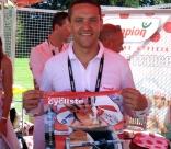 Jacky DURAND, ancien cycliste professionnel