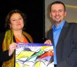 Fanny KLIPFEL et David MARCELIN, présentateurs France 3 Alsace