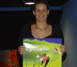 Sophie HERBRECHT, championne de handball