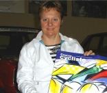 Béatrice HESS; 20 médailles aux jeux paralympiques