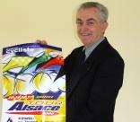 Jacques HUMBERT, Président des CCM District de Mulhouse