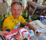 Thor HUSHOVD, cycliste professionnel