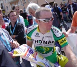 Nicolas JALABERT, cycliste professionnel