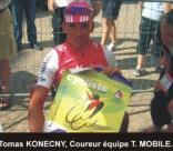 Thomas KONECNY, cycliste