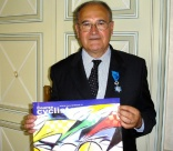 Jean-Pierre LAVIELLE, Président CRCI d'Alsace