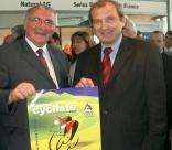 Jean-Pierre GALLO avec François LOOS, ancien ministre