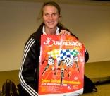 Magali MAGAIL, coach de l'ASPTT Mulhouse volley féminin