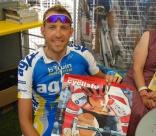 Christophe MOREAU, cycliste professionnel