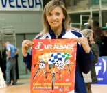 Victoria RAVVA, Capitaine du RC Cannes volley