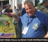 Rudy RENZ, Patron du Regio Tour international