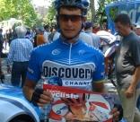 Paolo SALVODELLI, cycliste professionnel