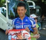 Cédric VASSEUR, cycliste professionnel