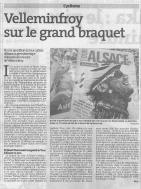 L'Est Républicain - 08/02/16