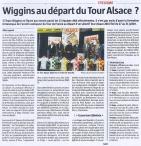 Journal l'Alsace - 06/03/16