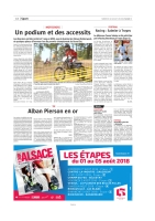 18.07.18 - L'ALSACE - Encart presse