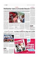 20.07.18 - L'ALSACE - Encart Presse