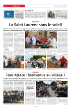 06.08.18 - ALSACE - Article - Bienvenue au Village OK