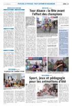 01.08.2019 - DNA - Tour Alsace - la fête avant l'effort des champions