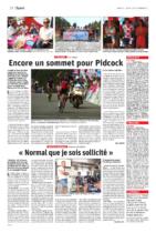 03.08.2019 - Encore un sommet pour Pidcock